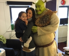 Nia and Myla Meet Shrek