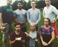 Playful Rounders team