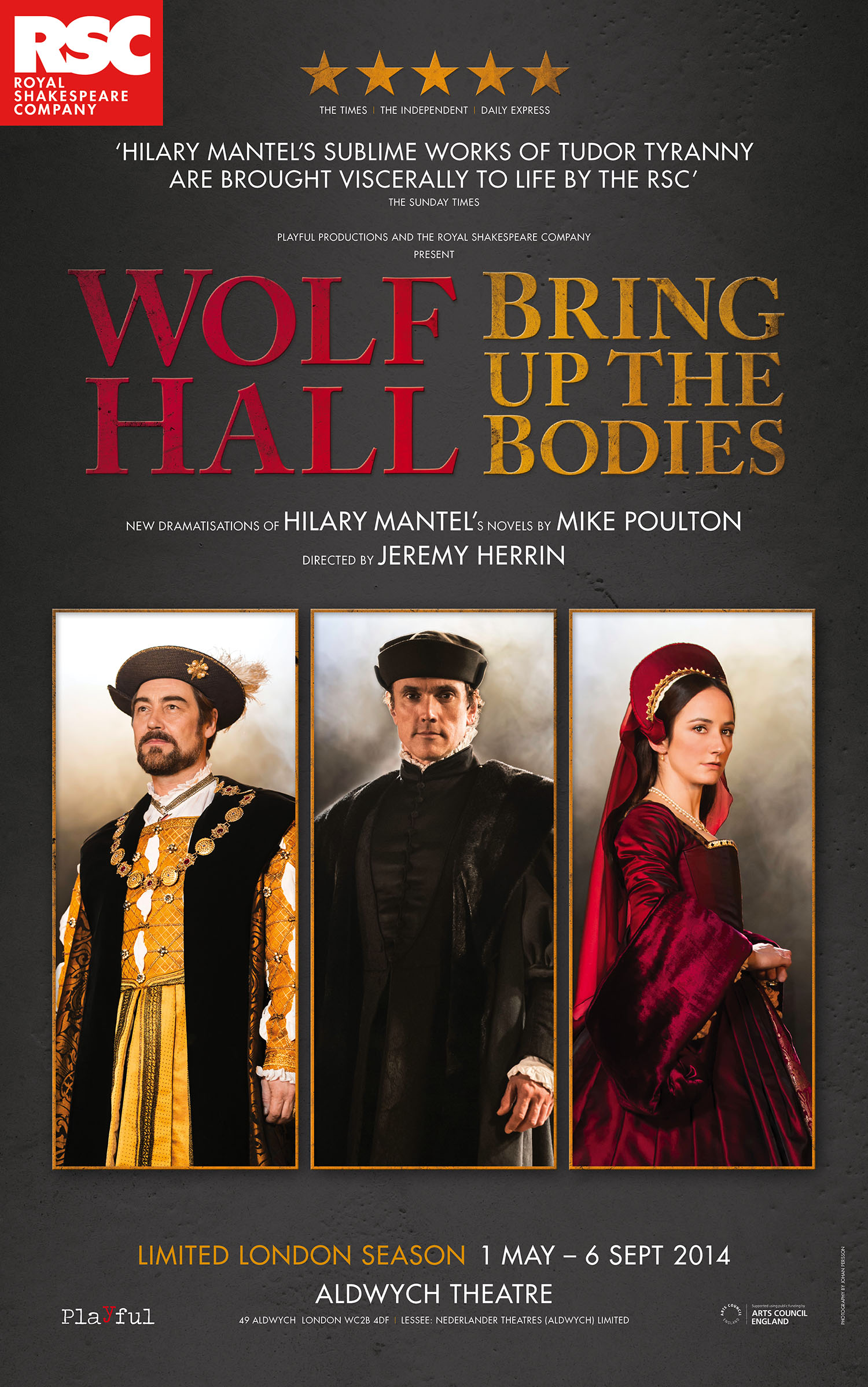 Wolf Hall Bring Up the Bodies