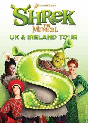 Shrek The Musical UK & Ireland Tour