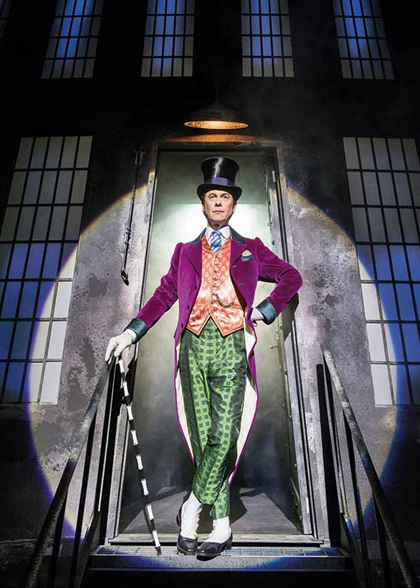 Charlie and the Chocolate Factory announces new Willy Wonka