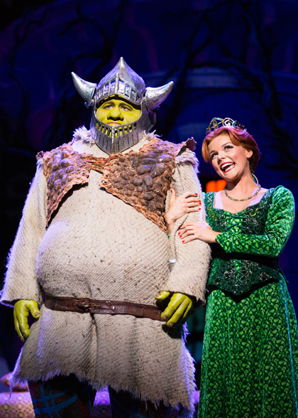 Shrek UK & Ireland Tour Opens in Oxford