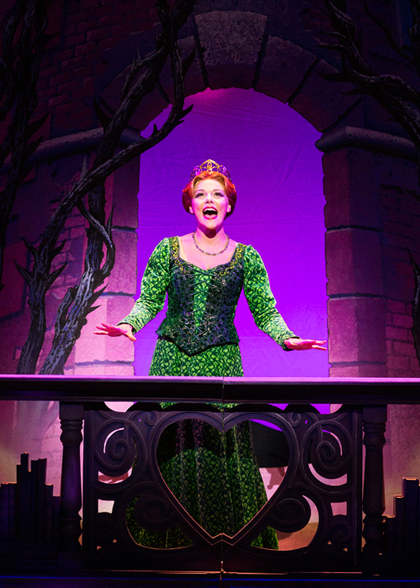 Shrek The Musical UK & Ireland tour Opens in Leeds