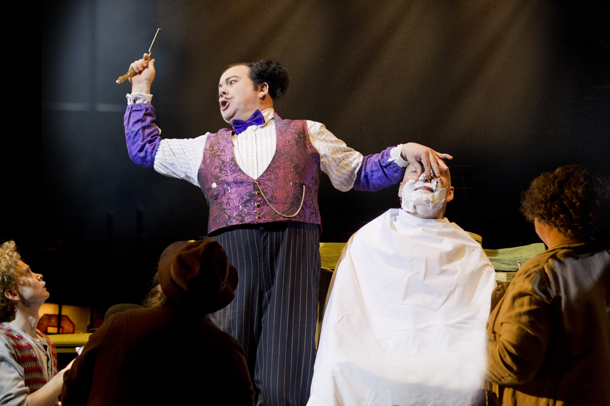 Sweeney Todd - Adelphi Theatre - Playful Productions