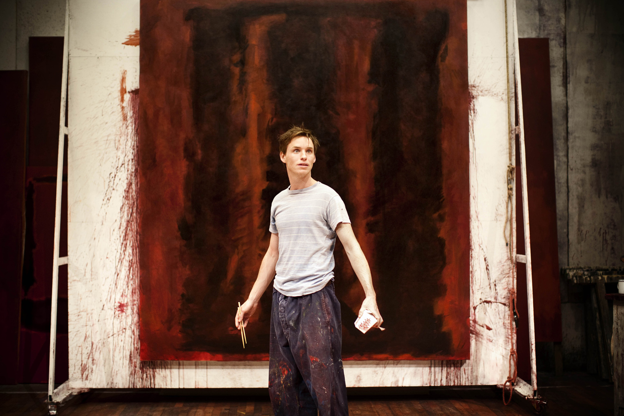 Red, The Donmar Warehouse 2009