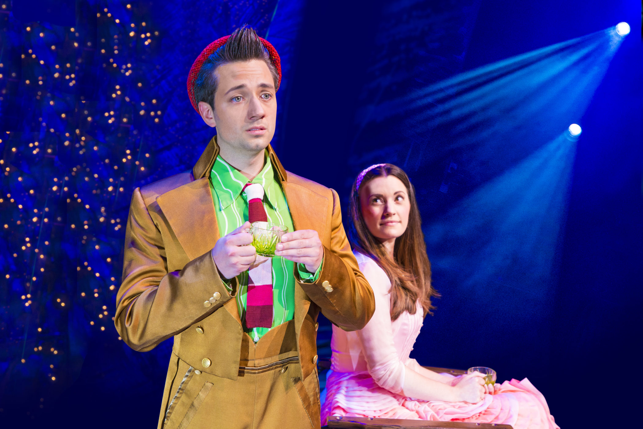 Wicked UK International Tour_Iddon Jones and Emily Shaw_Photo Matt Crockett_8221
